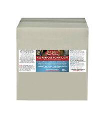 Hot Wire Foam Factory All Purpose Foam Coat 50lb - Hard Coating for Styrofoam