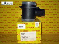 Volkswagen Air Mass Sensor, MAF - BOSCH - 0281002757, 63137 - NEW OEM VW
