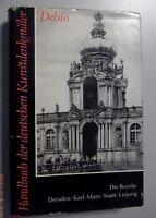 Handbuch der deutschen Kunstdenkmäler: Bezirke Dresden Karl-Marx-Stadt -Leipzig
