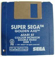 GOLDEN AXE (SEGA / US.GOLD) jeu / original game for Atari ST / STF / STE / MEGA