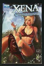 Xena #2 JJC Exceed Exclusives Variant Nei Valentine Dynamite Comic Book NM ex1