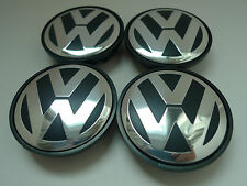 Wheel Center Caps for VW Jetta Mk5 Passat B6 Golf Mk5 Mk6 3B7601171 (4pcs)
