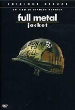 Dvd FULL METAL JACKET - (1987) ***Edizione Deluxe Contenuti Speciali*** ...NUOVO