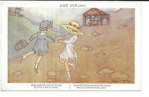 Hilda T. Miller - Jack & Jill Nursery Rhyme