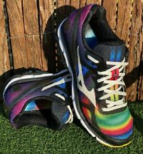 Mizuno Wave Rider 17 Rainbow running shoes sneakers US 7.5 UK 5 EU 38 24cm