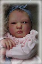PRECIOUS BABAN REALBORN LOGAN AWAKE NOW A BEAUTIFUL REBORN BABY GIRL BETHANY
