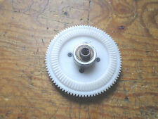 KYOSHO NEXUS MAIN ROTOR SHAFT & TAIL DRIVE GEAR C/W ONE-WAY BEARING