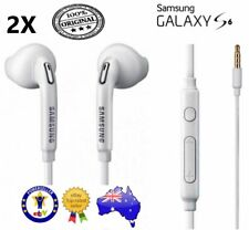 2 X Genuine Samsung Earphones for galaxy S6/ S7, Edge, Note 3. all Android devic