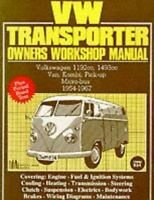 Vw Van Bus Shop Manual 54 1955 1956 1957 1958 1959 1960