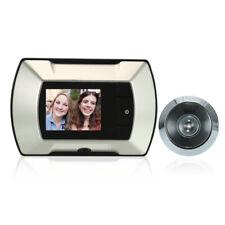 "2.4"" TFT LCD Visuelle Monitor Türspion Viewer Kamera Digitale Türklingel Monitor"