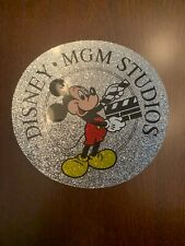 Disney Mgm Studios Mickey Mouse Decal Vintage