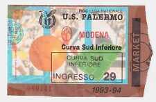 54255 Biglietto stadio - Palermo Modena - 1993/1994