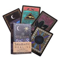 Shamanic Healing Oracle Tarot Deck [44 Cards]