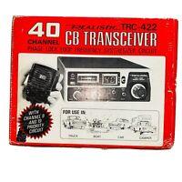 Realistic TRC-422A CB Radio 40 Channel Transceiver #1795
