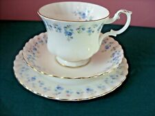 More details for royal albert memory lane trio. cup, saucer & side plate. replacement, spare