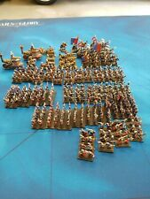 Warmaster 10Mm Empire Army, metal, Painted very well, based