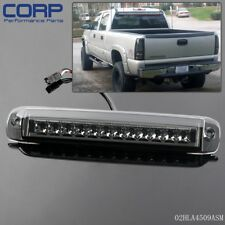 LED 3rd Brake Light Cargo Reverse Smoke For 99-06 Silverado/Sierra 07 Classic