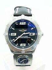 Breitling Aerospace Titanium E75362 + UTC Revision 03/2020 Herrenuhr Quarz