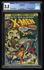 X-Men #94 CGC VG- 3.5 Off White to White NICE Copy!