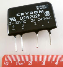 Crydom D2W202F 3-32Vdc 2A 240Vac Solid State Relay OM0195T
