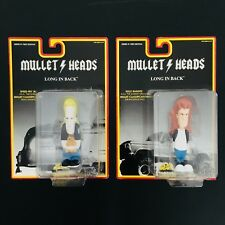 MULLET HEADS | SPEED FRY JR. & KELLY RADDITZ | SERIES 1 | 2 FIGURE LOT