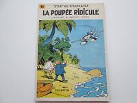 TIF ET TONDU T11 1975 BE/TBE LA POUPEE RIDICULE REEDITION
