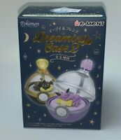 Pokemon Dreaming Case 2 Eevee Evolutions Random Figure Blind Box 1 PC  NEW