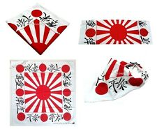 Rising Sun Kamikaze Bandana Japan Headband Men Accessories Biker Headwrap Scarf