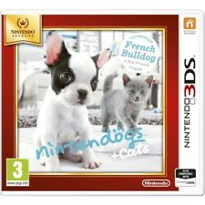 Nintendogs Cats French Bulldog & Friends Edition 3ds Game (selects)