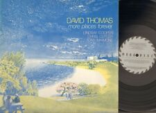 DAVID THOMAS More Places Forever LP Lindsay Cooper CHRIS CUTLER related PERE UBU
