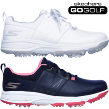 SKECHERS LADIES GO GOLF FINESSE H2GO WATERPROOF GOLF SHOES / NEW 2020 MODEL