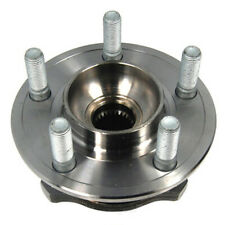 Axle Bearing and Hub Assembly-Premium Hubs Front,Rear Centric 400.63000