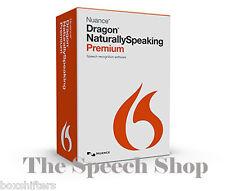 Dragon NaturallySpeaking 13 Premium Full Version (not upgrade) Free Support