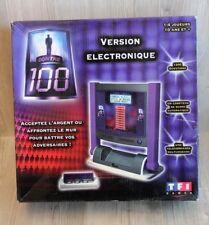 Jeu de société électronique - 1 contre 100 - TF1 Games - complet