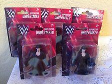 WWE UNDERTAKER MINI FIGURE NEW WRESTLING SUPERSTAR