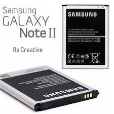 Batterie d'origine Samsung EB595675LU Pour Samsung GT-N7105 Galaxy Note 2 LTE