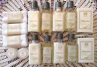 Biltmore Inn Gilchrist & Soames Travel Shampoo Gel Lotion Conditioner Lip Balm