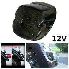 12V Brake Turn Signals LED Tail Lights For Harley Tour Road King glide Dyna FXR
