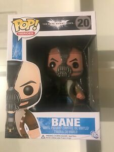 Funko Pop! Bane #20 The Dark Knight Rises Vaulted
