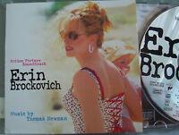 Erin Brockovich- OST by Thomas Newman/Sh.Crow WIE NEU