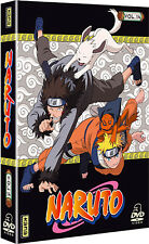 17179 // COFFRET 3 DVD NARUTO VOLUME 14 TBE