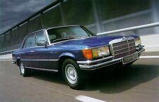 Mercedes Benz W116 350SE,450SE,280SE,450SEL,450SEL6.9 INTERIOR CARPET SET1973-80