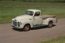 652008 1954 Chevrolet Pickup A4 Photo Print
