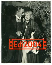 CAROLE LOMBARD & WILLIAM POWELL Vintage Original Photo RARE 30's Costume Party