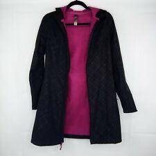 Mondetta Jacket Women Size S Black Pink
