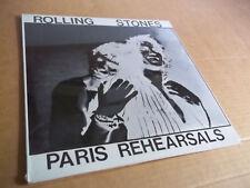 Rolling Stones – Paris Rehearsals For Some Girls rare studio LP Not Tmoq SEALED