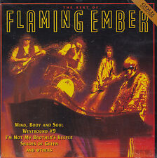 Flaming Ember-CD-The Best of Flaming Ember (NUOVO)