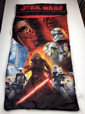 Star Wars The Force Awakens Toy Sleeping Bag Kids Slumber Bag Toy Boys Bedding