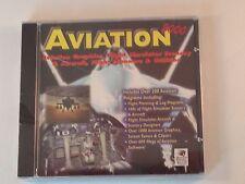 New Aviation 2000 Windows 98 Bytesize CD-Rom Inc - RARE