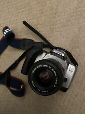 Vintage Canon EOS Rebel K2 35mm Camera & Strap Excellent Condition WORKS!